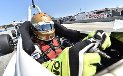 Parker Thompson Adds Two Podiums In USF2000 Finale