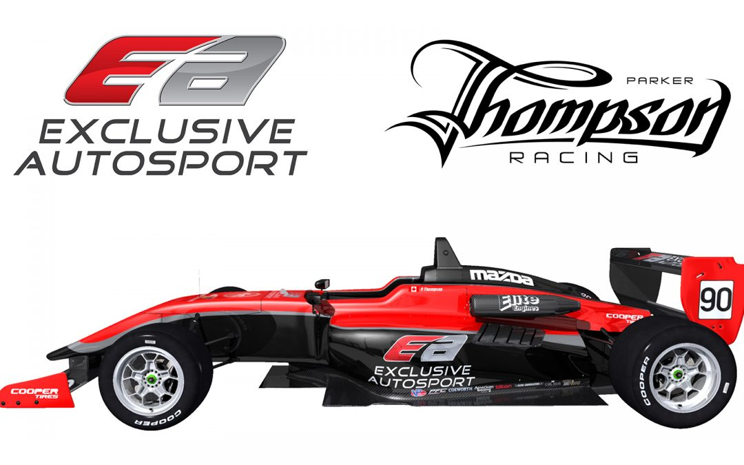 Exclusive Autosport Signs Parker Thompson For USF2000 Title Bid