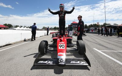 Thompson On Top Again With Mid-Ohio USF2000 Triumph