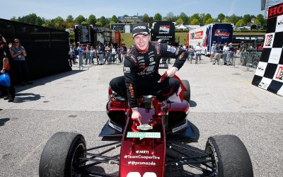 Exclusive Autosport Scores First Pro Mazda Win in Alabama