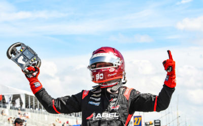 Alberta Native Makes a Big Splash to Start the 2019 Road to Indy Race Season