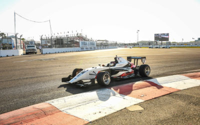 THOMPSON AND ABEL MOTORSPORTS SWEEP ST. PETE WEEKEND