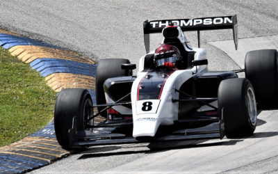 Thompson Makes Highly Anticipated Return to the Road To Indy with Abel Motorsports
