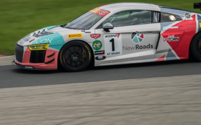 Thompson Dominates in CTCC Debut with Speedstar Motorsport