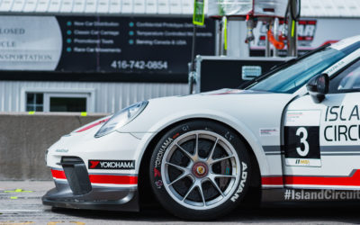 Porsche GT3 Cup Challenge Canada Commences with a Busy Weekend for Parker Thompson