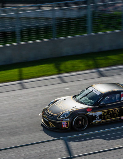 Parker Thompson - Porsche GT3 Cup - SCB Racing