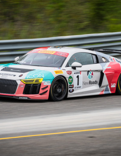 Speedstar Motorsport / New Roads Automotive Group Audi R8 LMS GT4