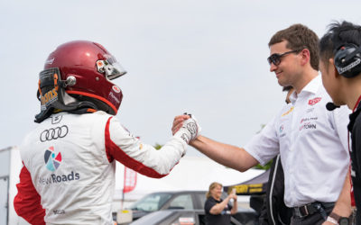 THOMPSON AND SPEEDSTAR MOTORSPORT CONTINUE DOMINATION OF CTCC IN ROUNDS 3 AND 4