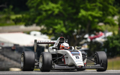Parker Thompson Returns to Form in Indy Pro 2000 at Road America
