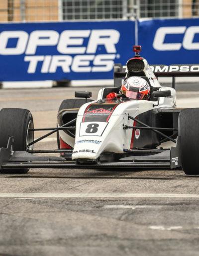 Team Cooper Tire - Parker Thompson
