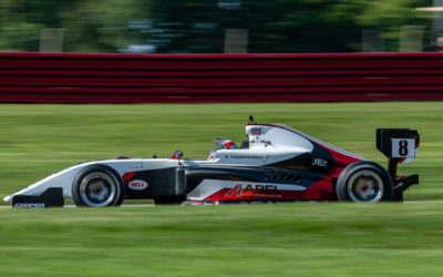 Indy Pro 2000 Weekend at Mid-Ohio Leaves Thompson Looking For More