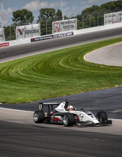 Parker Thompson Abel Motorsports WWTR-1