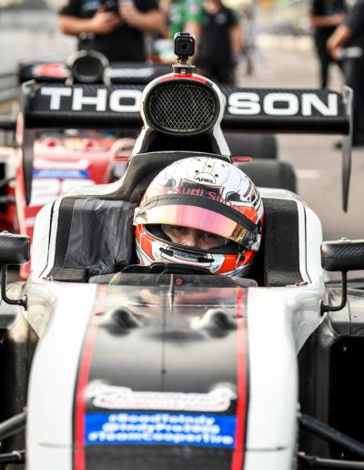 Parker Thompson Abel Motorsports WWTR-2