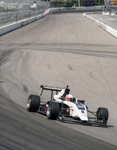 Parker Thompson Abel Motorsports WWTR-4