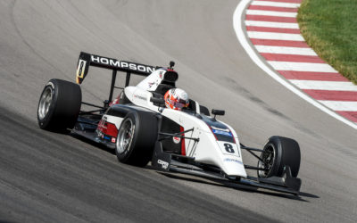 Thompson Prepared for a Fight After Mid-Pack Finish at Gateway