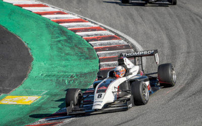 Thompson Earns 3rd in Championship After Exciting Indy Pro 2000 Finale Weekend