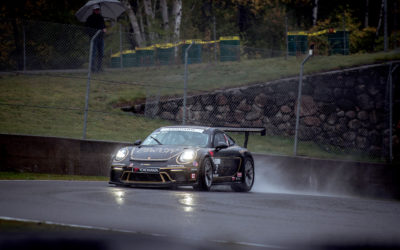Parker Thompson Concludes the 2019 Season with a Massive Performance to Earn the Porsche GT3 Cup Vice Championship