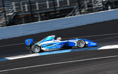 Thompson Joins DEForce Racing to Take on the 2020 Indy Pro 2000 Championship