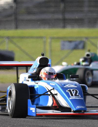 Parker Thompson - DeForce Racing